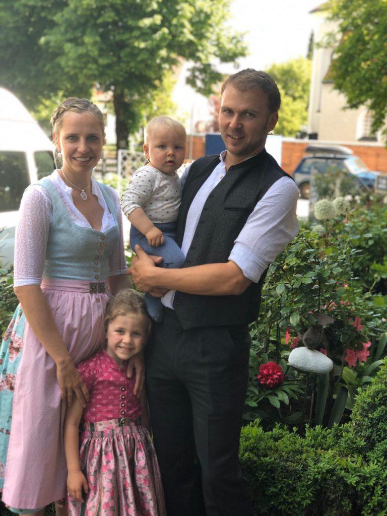 Hofladen beim Moar Anna Grenzebach und Familie